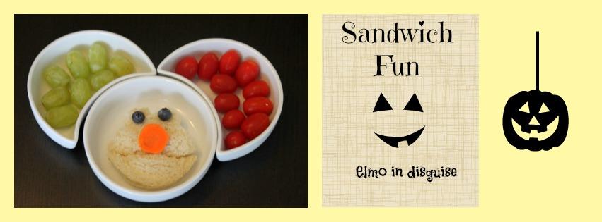Elmo Sandwich