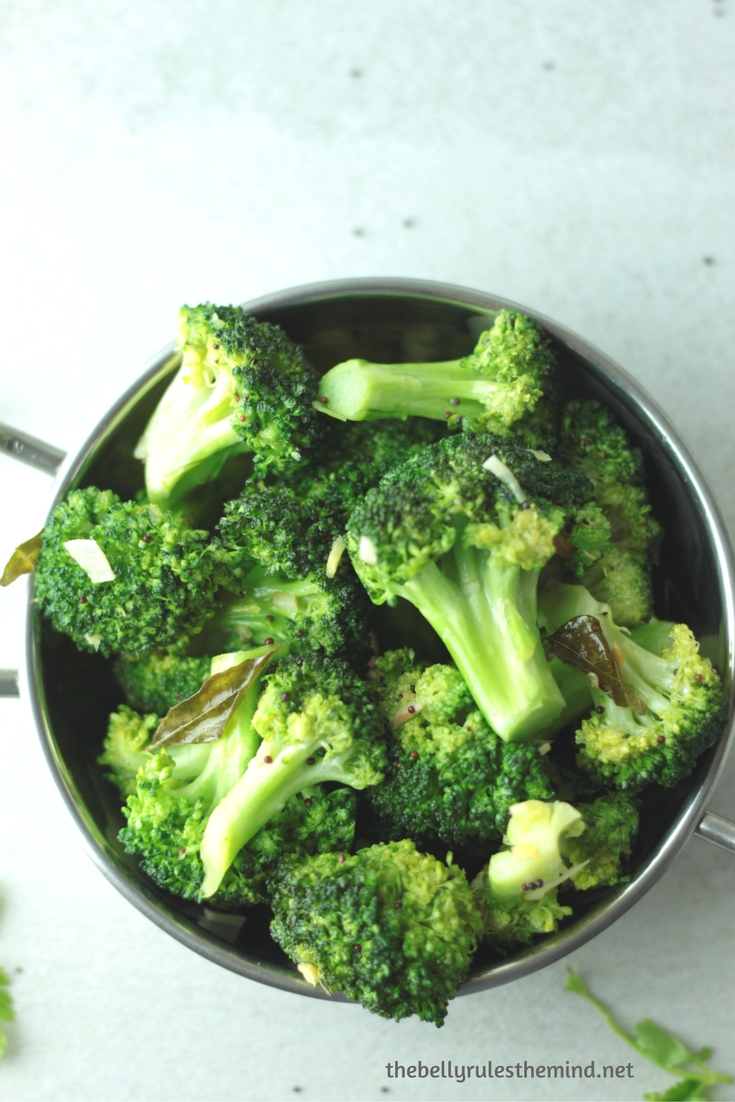 Kid Approved Broccoli