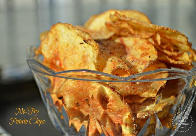 print yum no fry potato chips ingredients ingredients 2 large potato ...