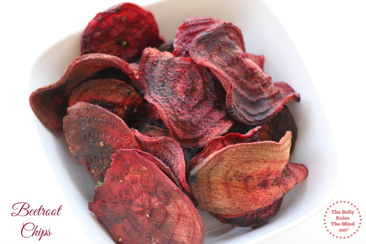 Beetroot Chips FB