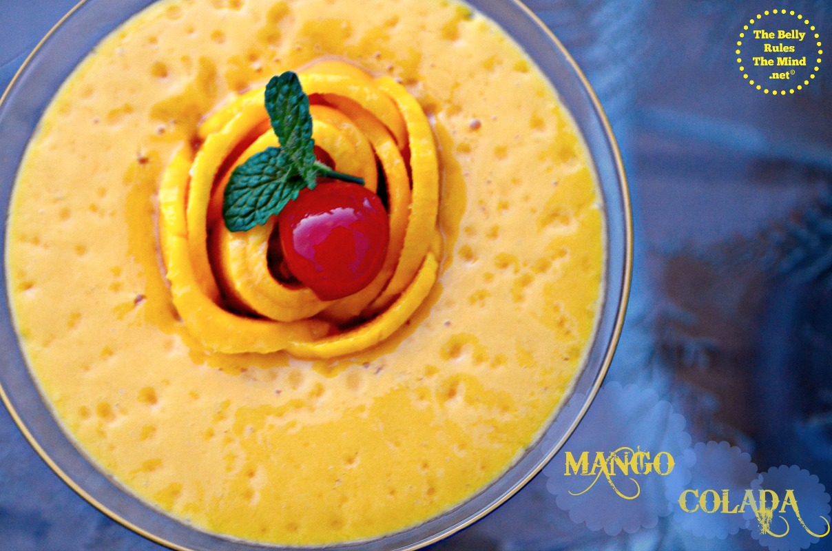 Mango Colada !! | The Belly Rules The Mind