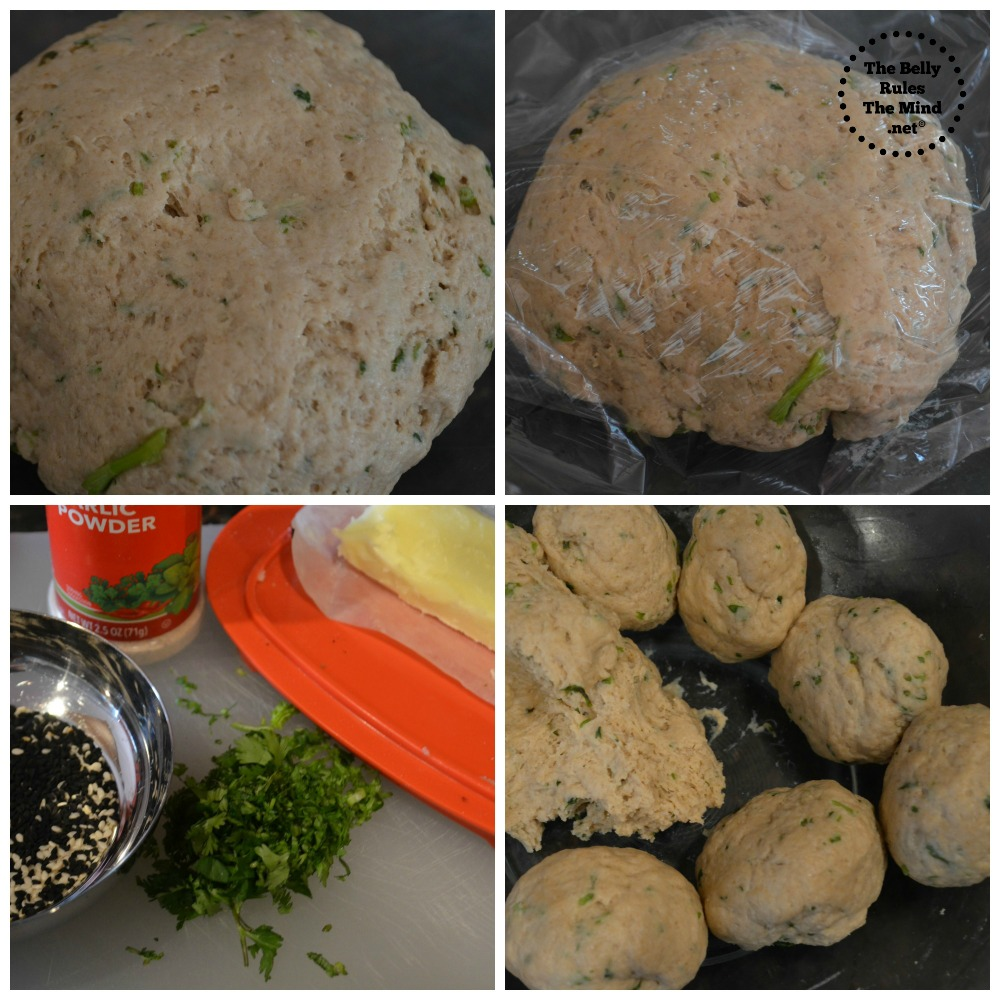 no yeast wholewheat kulcha