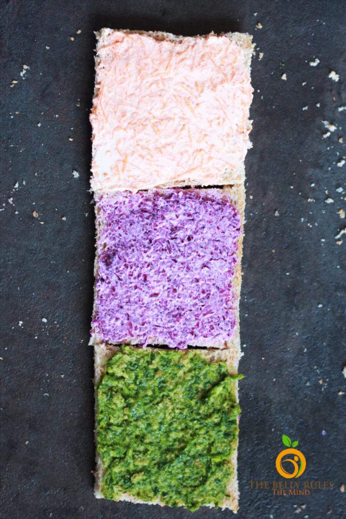 how to make a tea sandwich recipe