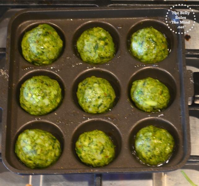 cookin in appe pan