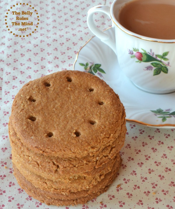 Digestive whole wheat biscuits