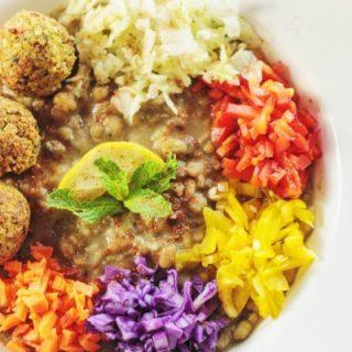 Ta'amiya Fulesh Recipe
