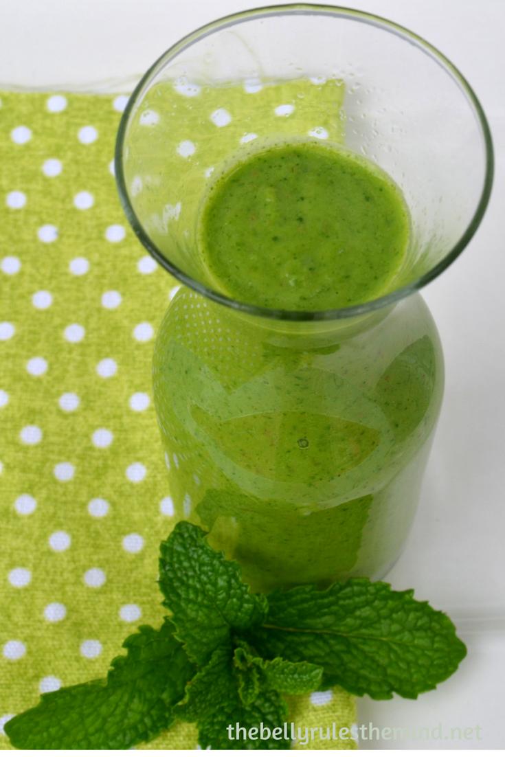 Multipurpose green chutney