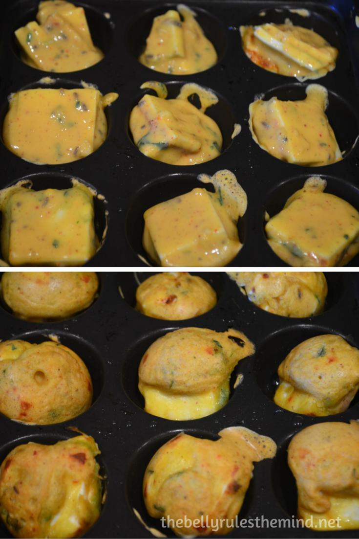 Stuffed Paneer pakoda- ( made in appe pan) (5)