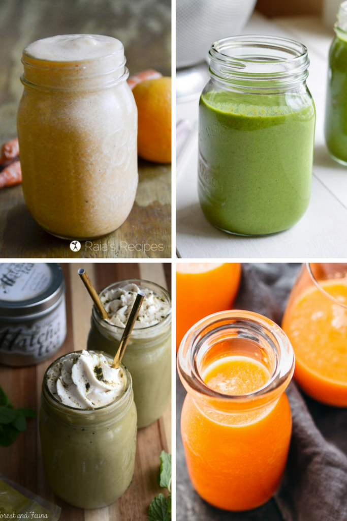 Healthy, No-Cook, Make-Ahead Breakfast Smoothies from The Belly Rules The Mind