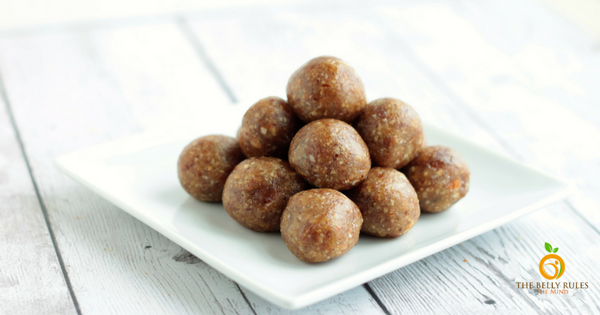 Dry Fruit Energy Balls Laddos