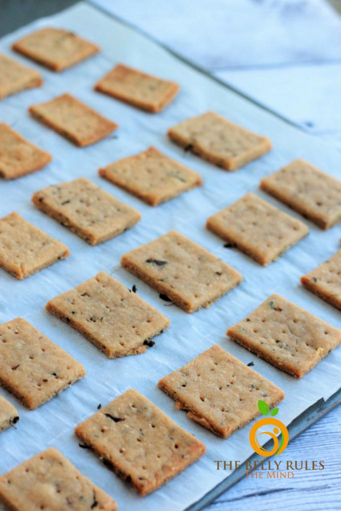 baked mathi cracker wheat thins