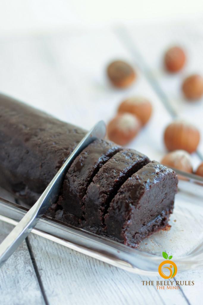 Hazelnut Chocolate butter Nutella alternative