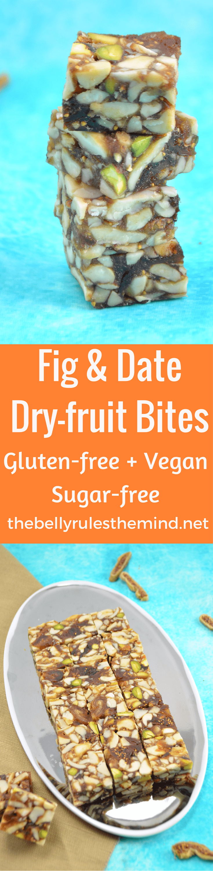 Fig & Date Dry-Fruit Bites