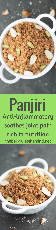 Panjiri Recipe