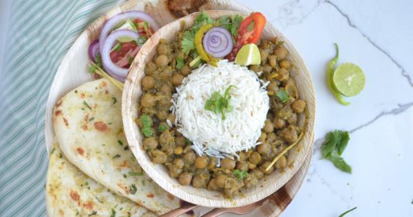 Instant pot Punjabi Pindi Chole _ Indian Style Dry Garbanzo Beans