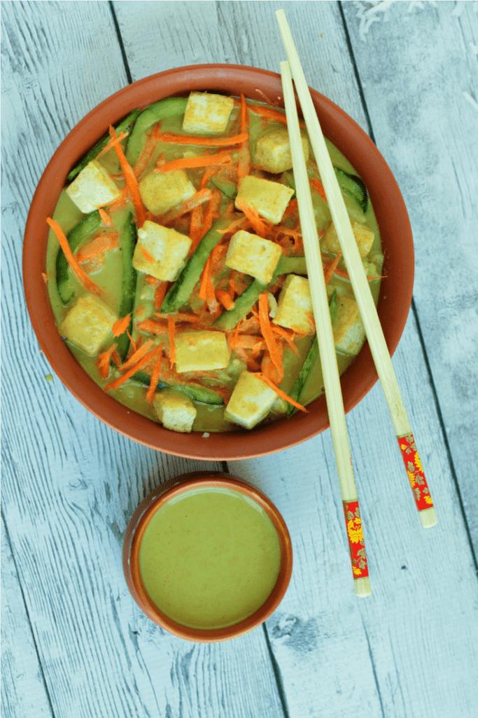 Thai Tofu Buddha Bowl2