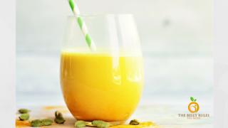 Turmeric Golden Milk / Turmeric Latte / Haldi Doodh