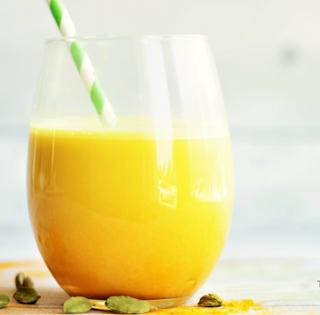 Turmeric Latte Haldi Doodh Golden Milk