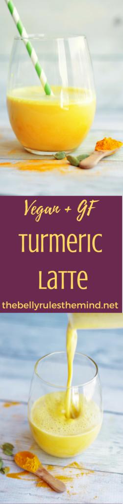 Turmeric Latte Golden Milk Haldi Doodh