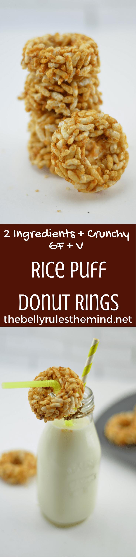 Crunchy Rice Puff