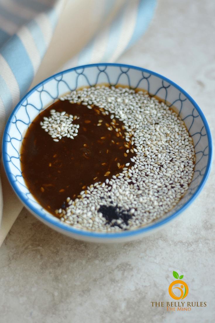 5 Ingredient Teriyaki Sauce