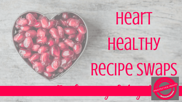 recipe swap for cardiac patiets