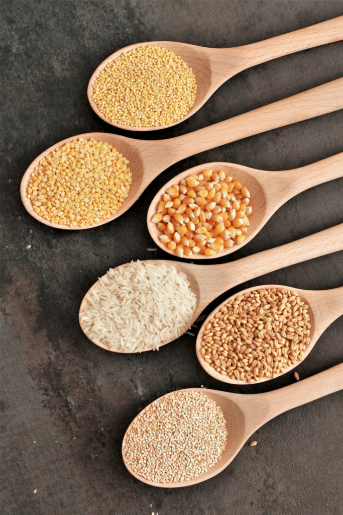 why are grains important