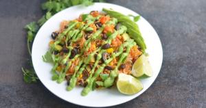 instant pot burrito bowl, burrito bowl, vegan burrito bowl, healthy burrito bowl,burrito bowl recipe