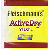 Fleischmann's Active Dry Yeast,0.25 Ounce, 3 Count
