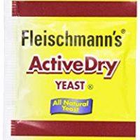 Fleischmann's Active Dry Yeast,0.25 Ounce, 3 Count