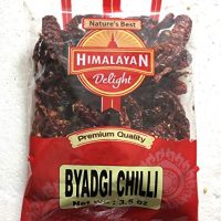 Himalayan Delight Premium Quality Byadgi Dry Whole Chilli - 100g., 3.5oz
