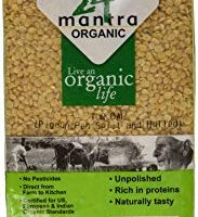 24 mantra Organic Split Pigeon Pea (Toor Dal)