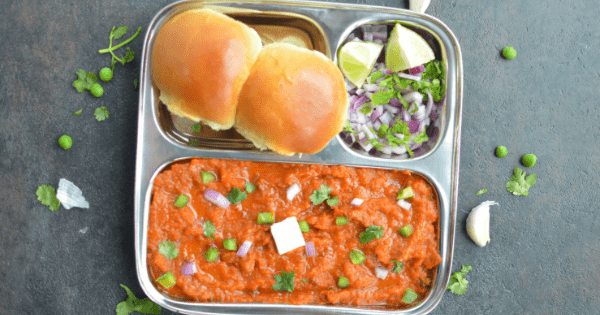 Instant Pot Pav Bhaji Recipe