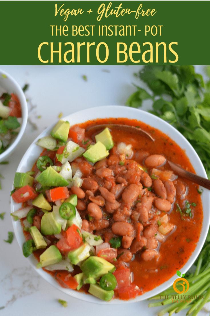 Best Instant-Pot Charro Beans