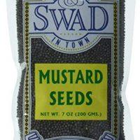 Swad : Seeds, Mustard, 7 OZ