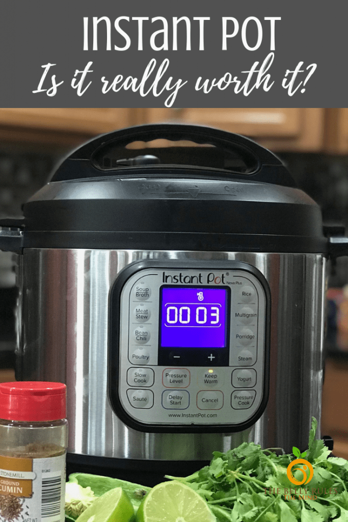 Wondering if the Instant Pot is really worth it? A must-have gift for many over the holiday season, but you may not know what it can do or what to expect or even what is it? Don't worry. This post will cover everything you need to know about the Instant Pot and how and why we love it. Plus easy recipes for beginners #instantpot #instantpotrecipes #vegetarianinstantpot #instantpotvspressurecooker #loveinstantpot
