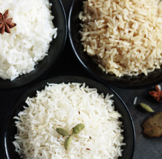 Perfect Rice in Instant Pot