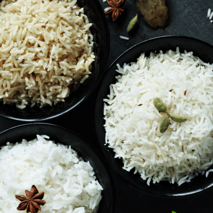 Rice Cooked inInstant Pot