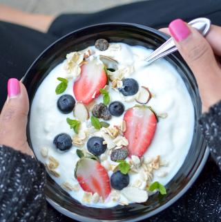 cold start yogurt , homemade yogurt recipe