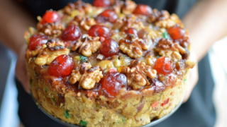 Best 5 Ingredient Fruit Cake