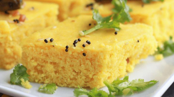 /khaman dhokla Recipe