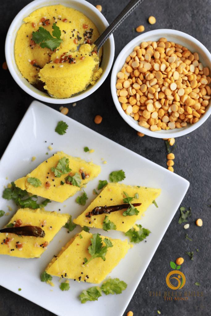Khaman Dhokla Savory Snack