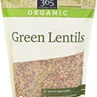 365 Everyday Value, Organic Green Lentils, 16 Ounce