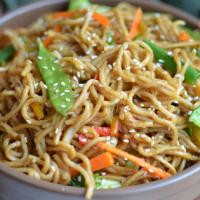 instant pot vegetabte chow mein