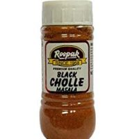 Roopak (Since 1958) BLACK CHOLLE Masala, 100g (3.5 oz)