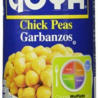 Goya Chick Peas, 6 Count,15.5 OZ