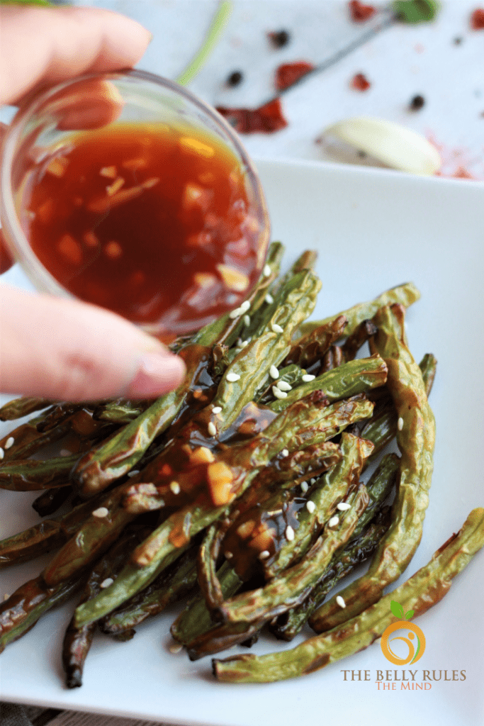 Air Fryer Green Beans