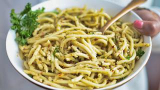 Instant Pot Spaghetti Aglio E Olio