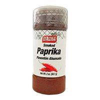 2 oz Bottle Smoked Paprika Ground Powder \ Pimenton Ahumado en Polvo Molido Kosher