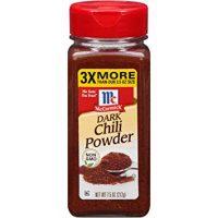 McCormick Dark Chili Powder, 7.5 OZ (Pack of 1)